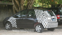 SPY PHOTOS: Ford Fiesta Restyling