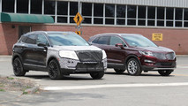 Updated Lincoln MKC Spy Shots
