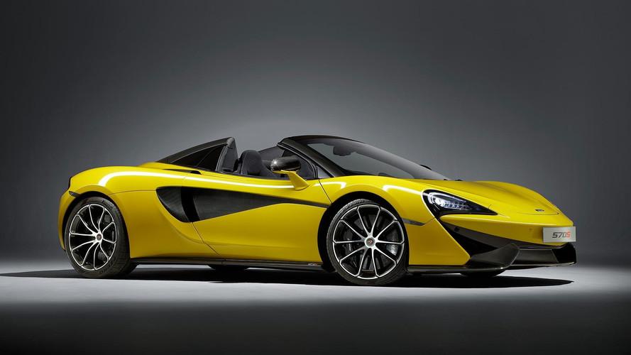 McLaren affiche une santé d'enfer et continue d'investir