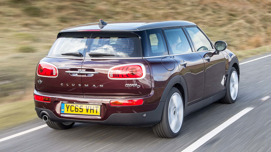 2017 Mini Clubman Review