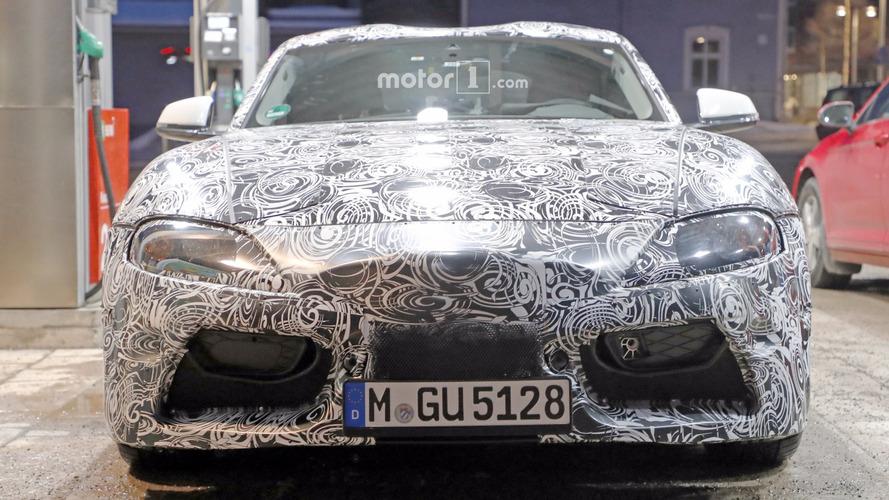 Vídeo - Toyota Supra mostra disposição em Nürburgring Nordschleife