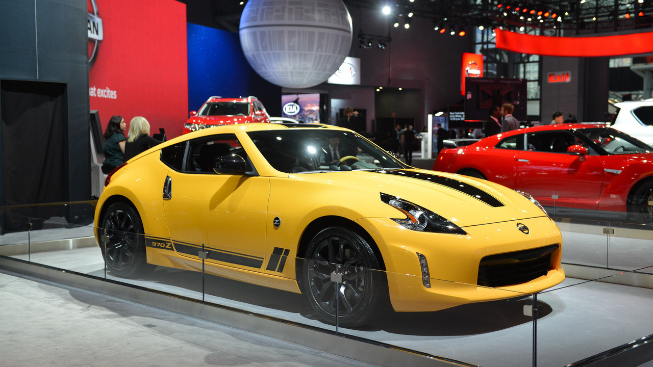 2018 Nissan 370Z Heritage Edition - New York 2017