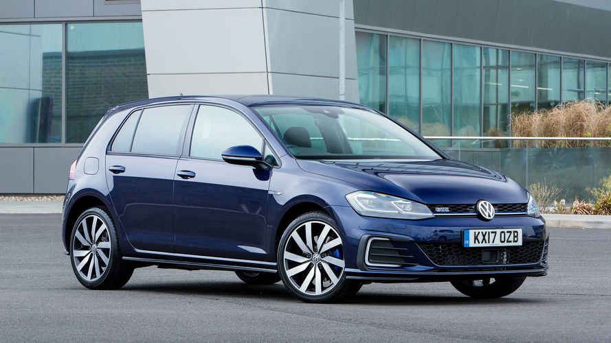 2017 Volkswagen Golf GTE Advance