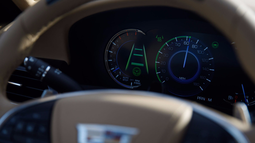 Cadillac Super Cruise On 2018 CT6 Lets Drivers Go Hands-Free