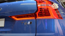 2018 Volvo XC60 live pictures