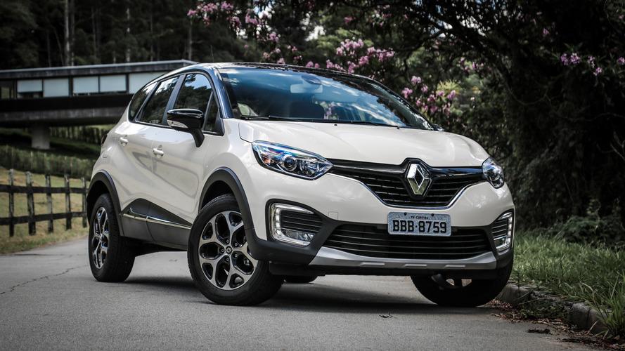Vendas do Renault Captur começam em marcha lenta