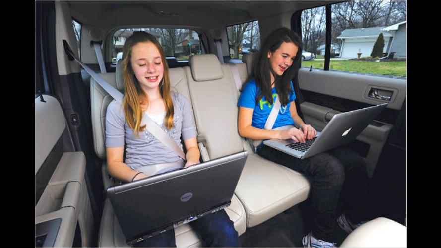 Internet in der Kompaktklasse: WLAN für den Ford Focus