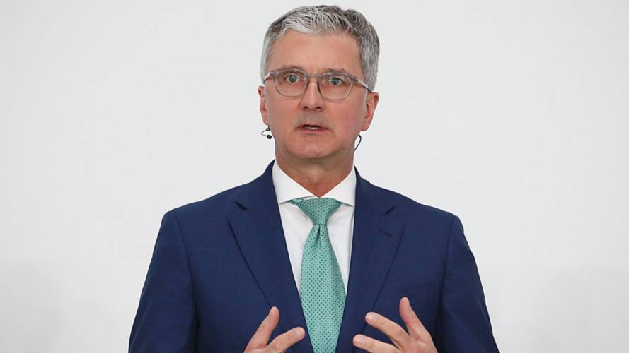 Dieselgate, la procura tedesca indaga il CEO Audi Rupert Stadler