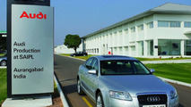 Audi Starts Production in India