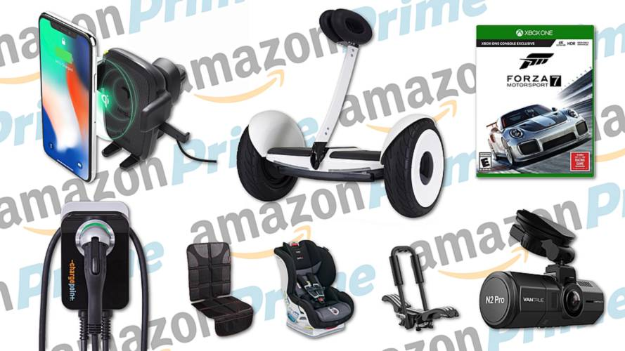 8 Best Automotive Deals On Amazon Prime Day