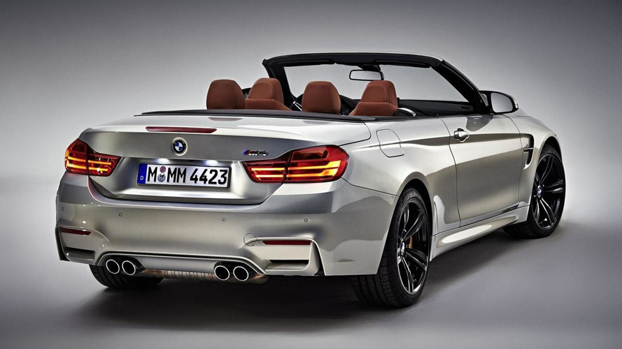 BMW M4 Cabrio detailed with 251 photos & videos