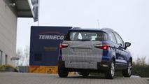 2015 Ford EcoSport spy photo