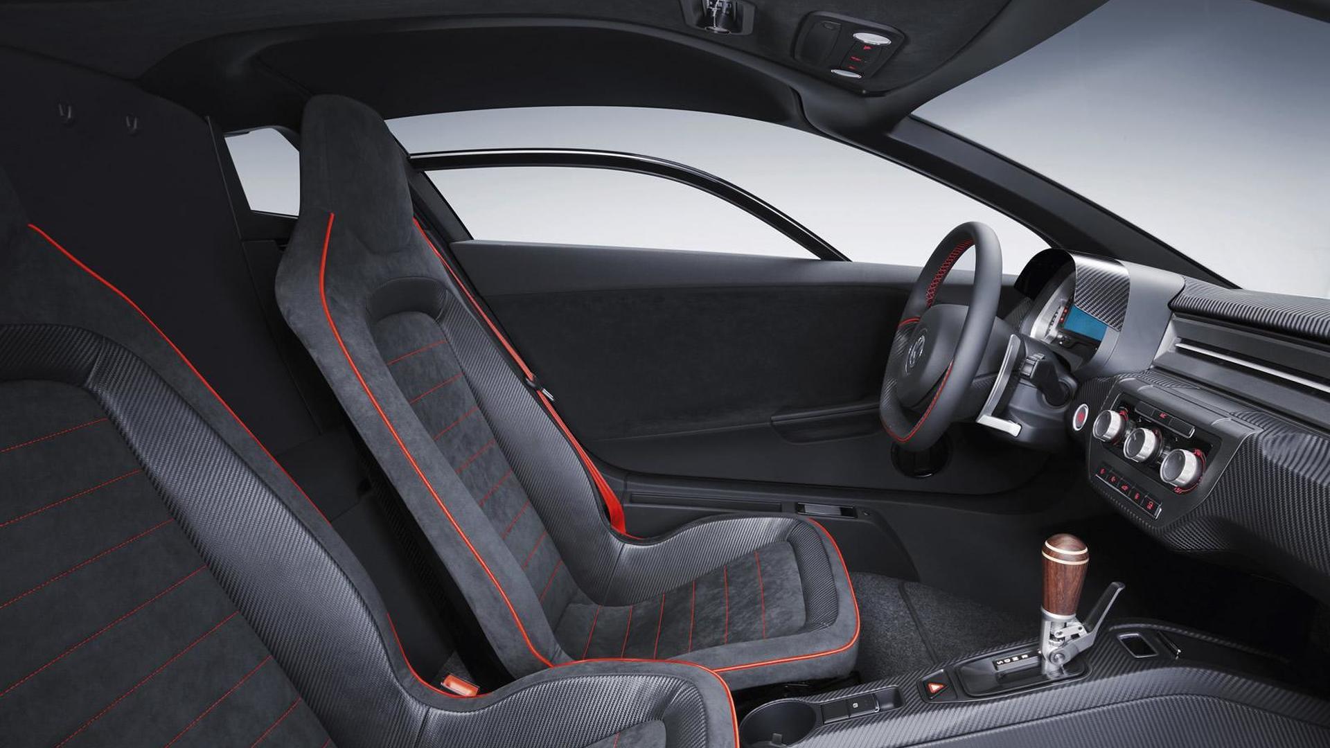 Фото салона Volkswagen XL Sport