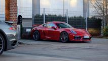 Porsche Cayman GT4 / Stuttgart Photography