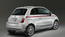 Fiat 500 Pink Ribbon Edition - 27.9.2011