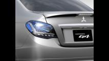 Mitsubishi G4 Concept