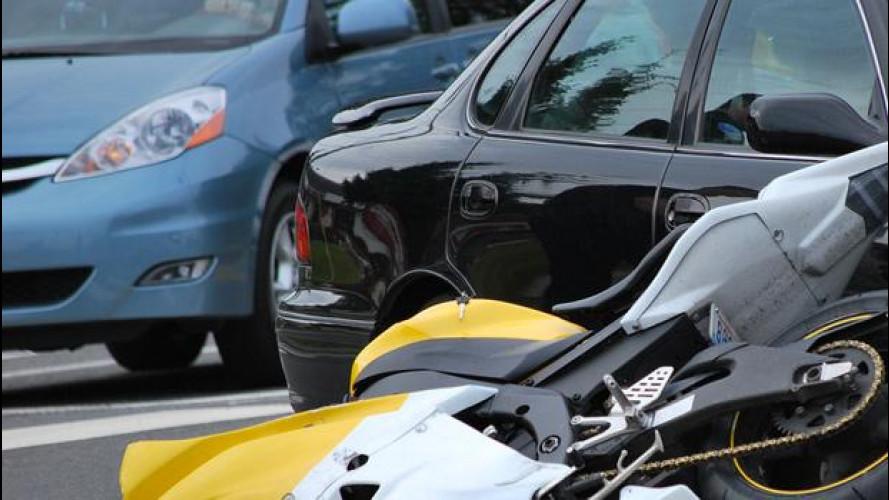 Incidenti stradali, ancora troppe vittime