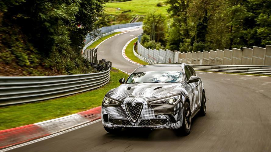 Recorde do Alfa Romeo Stelvio em Nürburgring é colocado em dúvida