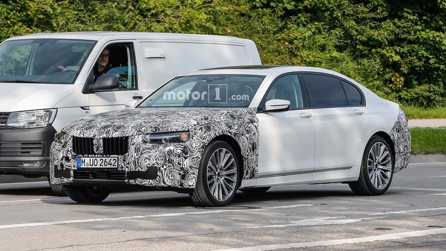 Makyajlı BMW 7 Serisi daha fazla hibrit seçeneğe sahip olabilir