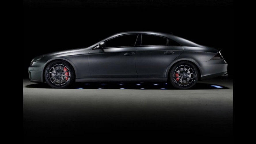 Mercedes CLS AMG by Ai Design