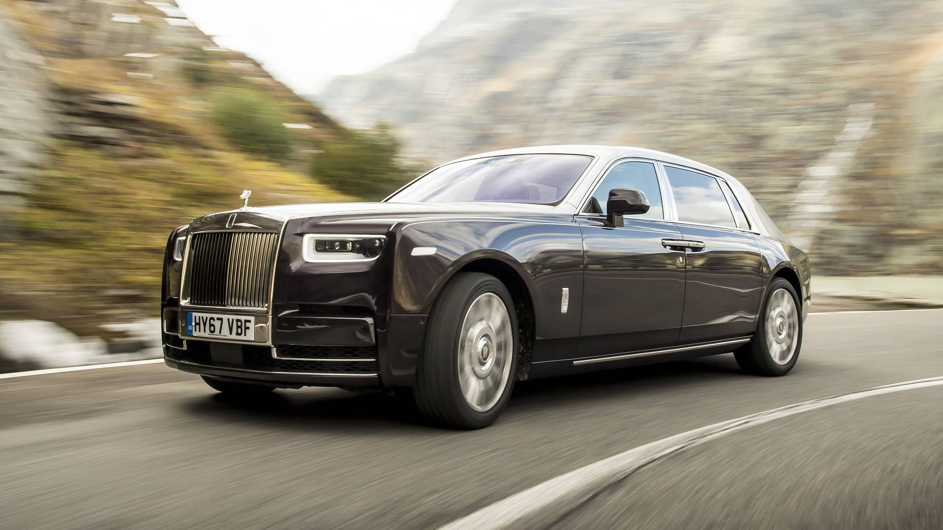 Phantom Rose Royce >> 2018 Rolls-Royce Phantom EWB first drive: Best gets better