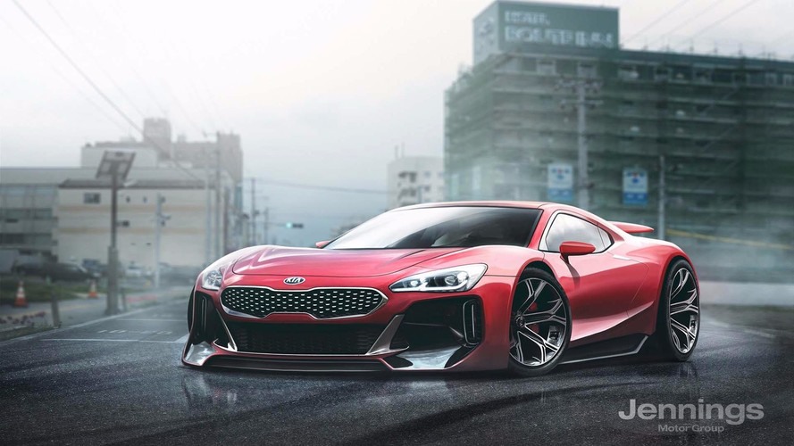 Check Out These Renderings Of Supercars With Humble Origins - Supercar