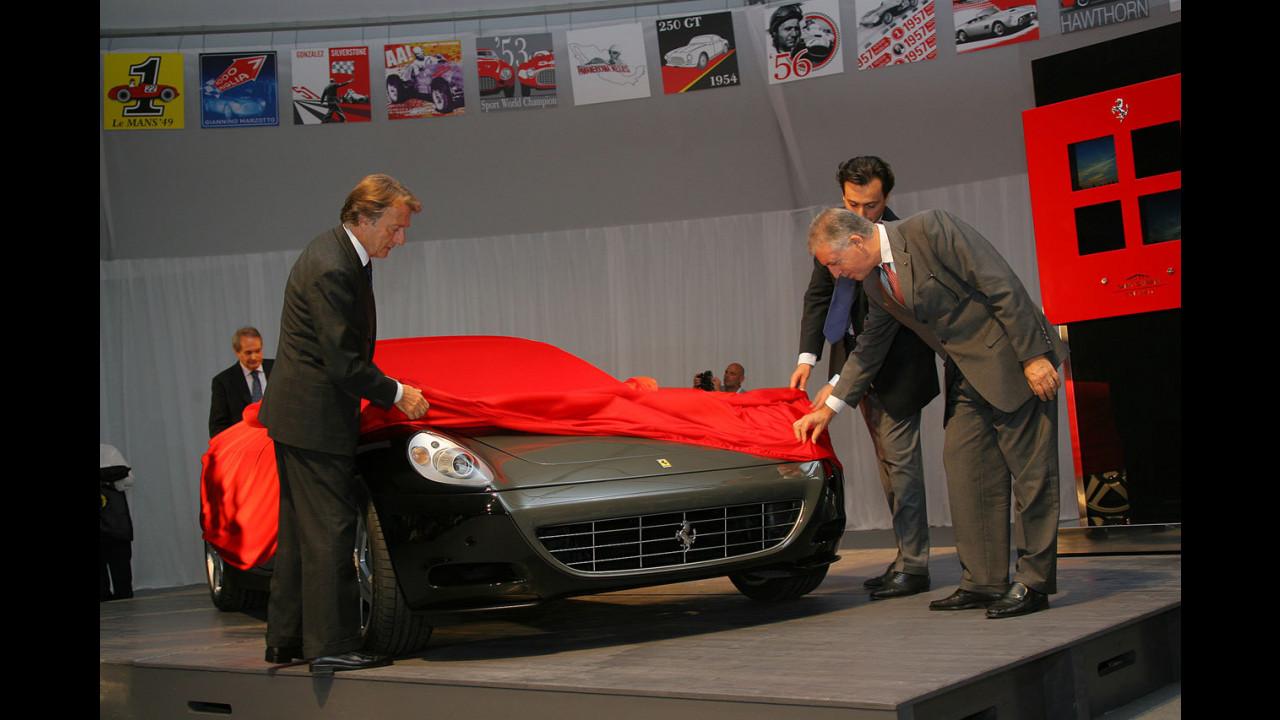 Ferrari 612 Sessanta