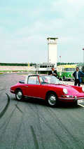 The first Porsche 911 Targa model year 1967