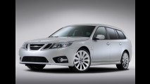 Saab 9-3 Station Wagon restyling