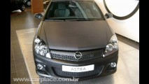Europa: Opel Astra OPC Limited Edition Black
