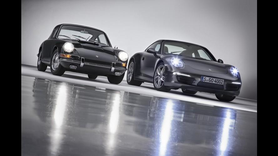 Porsche 911 50 Anos: Belíssimas fotos celebram aniversário