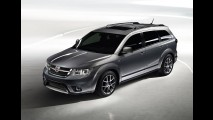 Fiat revela o Freemont 2012 - O Dodge Journey para o mercado europeu