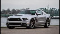 Ford Mustang 2013 ganha versões preparadas pela Roush