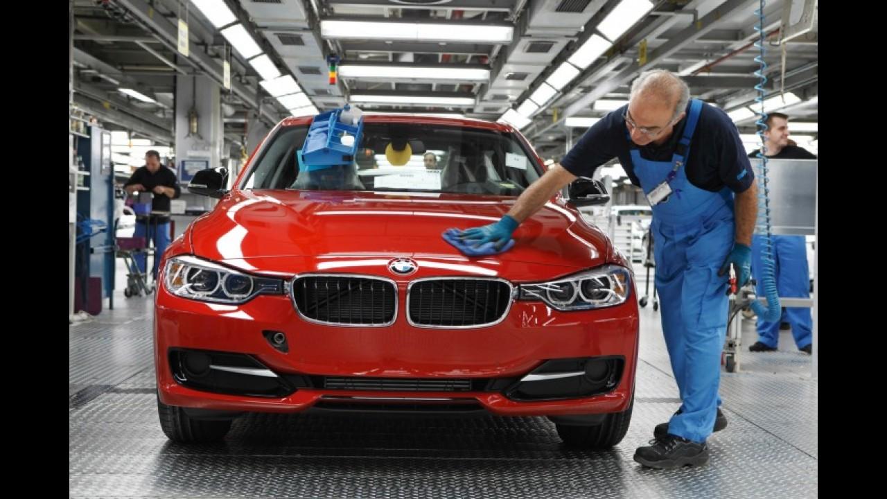 Cada vez mais perto: CEO da BMW diz que marca deve decidir a favor de fábrica no Brasil