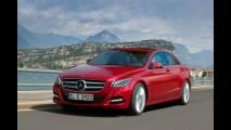 VÍDEO: Nova geração do Mercedes Classe C é flagrada em testes