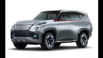 Será este o próximo Pajero Full? Mitsubishi antecipa também novo ASX e minivan