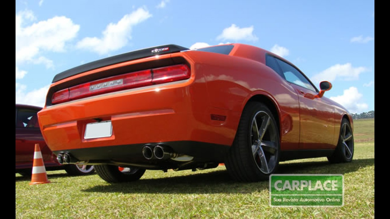 Chrysler cria nova marca SRT para divisão de esportivos