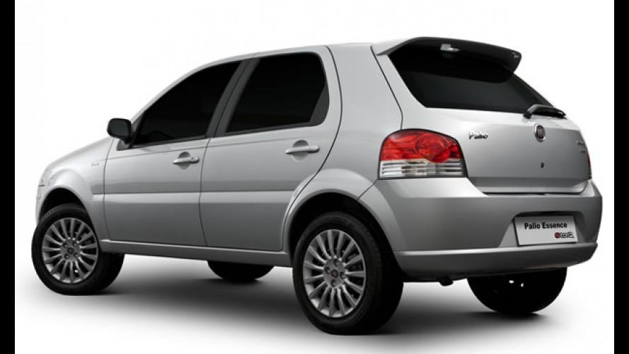 Fiat passa a oferecer os motores 1.6 e 1.8 E.torQ na linha Palio