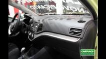 Conhecemos o Novo Kia Picanto - Veja detalhes e fotos em alta resolução