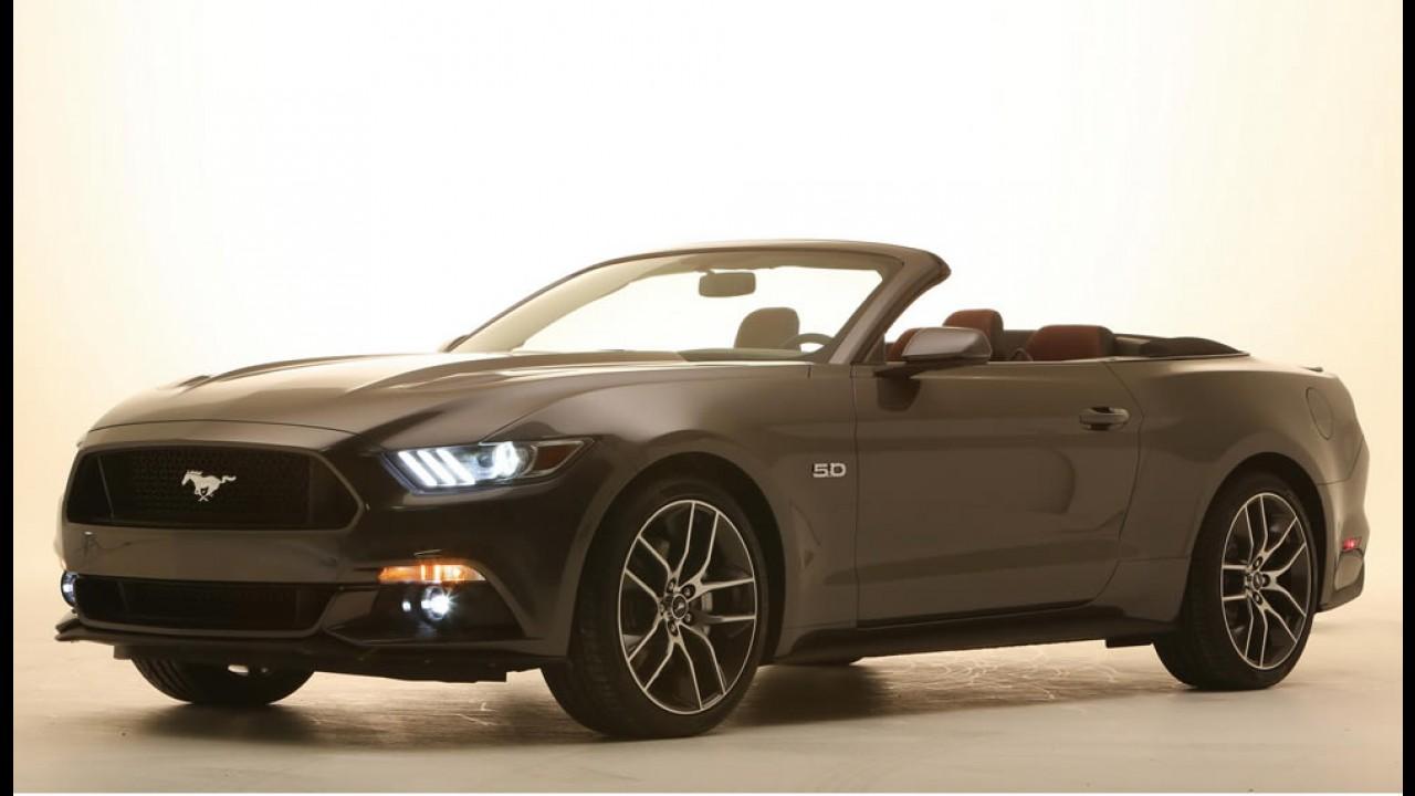 Novo Mustang terá pré-venda durante final da Champions League na Europa