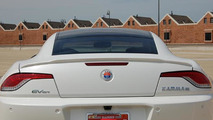 Fisker Karma with CEC body kit