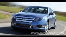Ford Fusion é o Carro do Ano 2010 segundo internautas