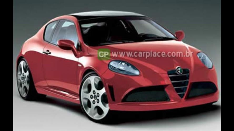 Nome do novo compacto da Alfa Romeo será escolhido pelo público