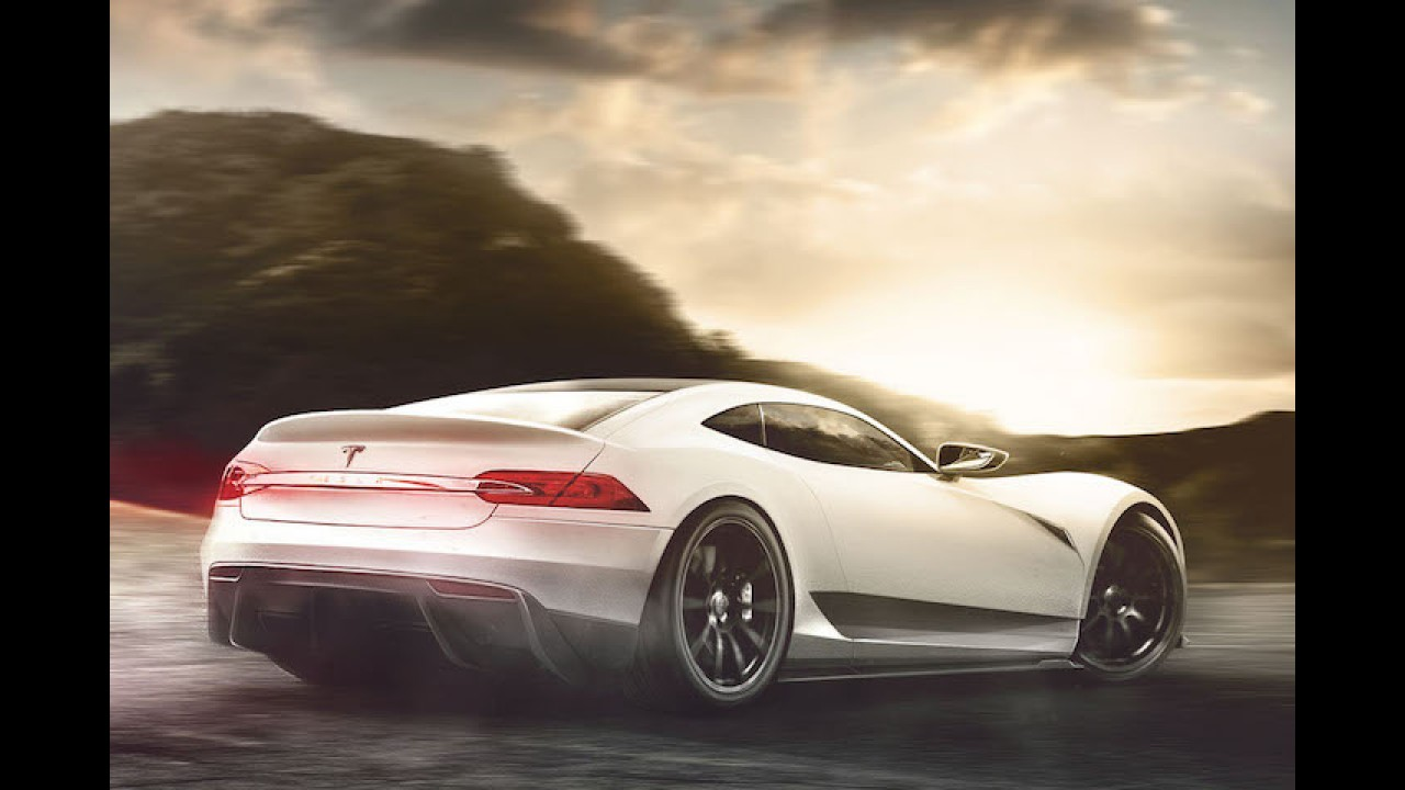 This is the Most Aggressive Looking Tesla Supercar Concept Yet