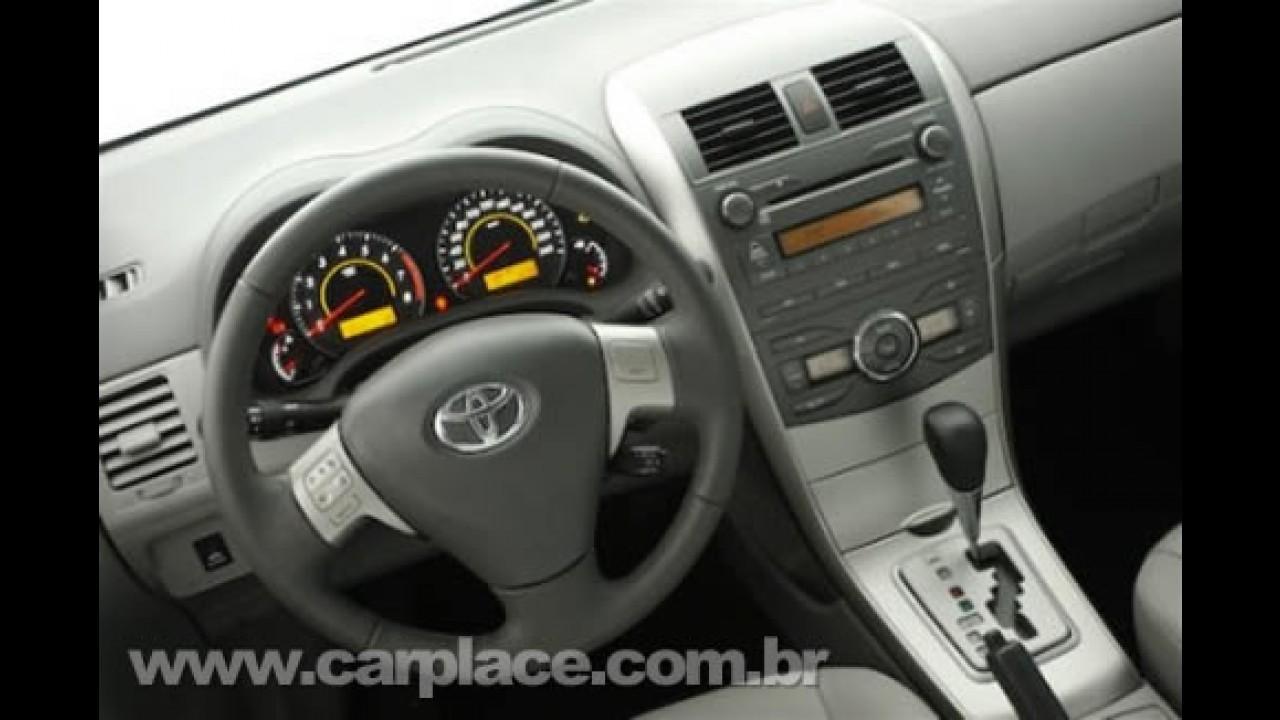 Toyota apresenta oficialmente o novo Corolla - Preço inicial é de R$ 62 mil