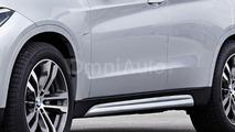 2019 BMW X7 çizimleri