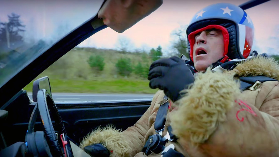 Top Gear series trailer
