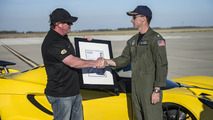 Hennessey Venom GT Spyder world record attempt