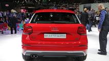 Audi Q2 live in Geneva