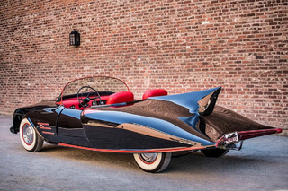 The Original Batmobile Is For Sale —But Not The One You Think